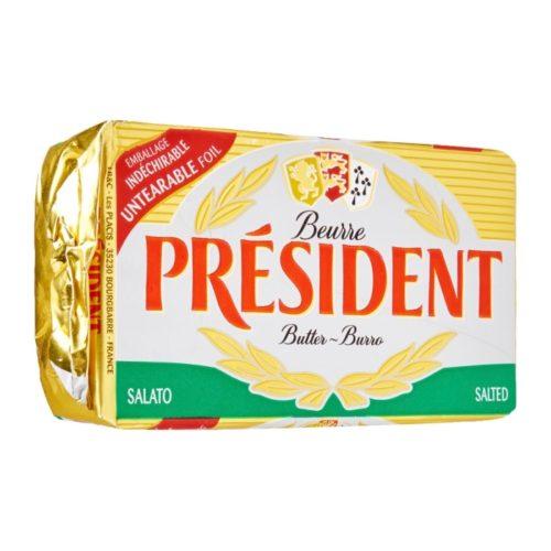 חמאה לא ממולחת פריזדנט