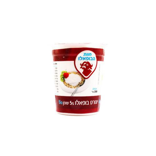 יוגורט בופאלו תות
