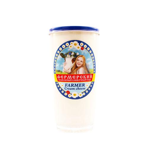 גבינת שמנת פארמר