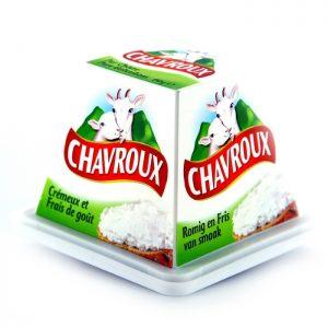 גבינת עיזים למריחה שברו